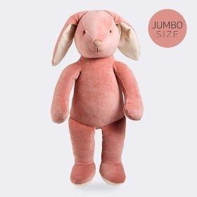[miYim]점보 시리즈 유기농 애착인형 토끼 사자 대형인형 76cm