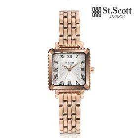 [세인트스코트] 여성시계 ST5040RSR
