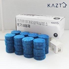 가쯔 대용량 욕실청소 변기세정제 50g 40개