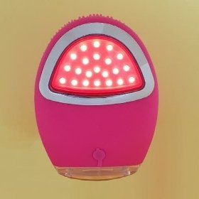[비비도] LED 실리콘 진동 클렌저(얼굴세안기-바디-두피) BE111