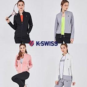 케이스위스(K-SWISS) 가을 트랙수트 2세트_여성