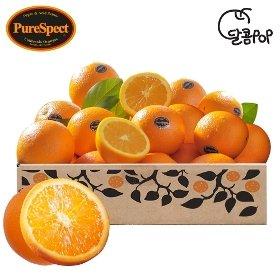 퓨어스펙 고당도 블랙라벨 오렌지 25과 (160g내외)