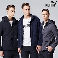 [PUMA] 푸마 SPRING19 남성용 파워쉴드 재킷+팬츠 2종
