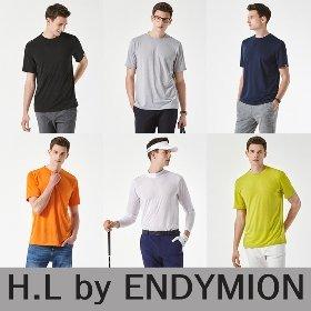 HL 쿨드라이 티셔츠 6종 세트(남)