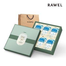 로엘 피쉬콜라겐정 6개입 선물세트 + 쇼핑백