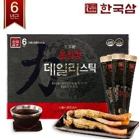 [한국삼] 홍삼정★데일리스틱 1박스 (10g x 30포)