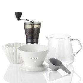 드립핑크 홈카페 커피 핸드드립 세미풀세트 B