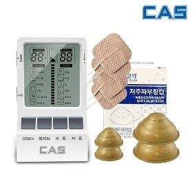 카스 디지털 저주파자극기(CLFS-100)+(사은품) 체표면전기자극기용전극