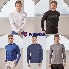 케이스위스 남성 에센셜 티셔츠 5종