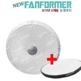 2018년 신상품 NEW 팬포머 + 에어클린필터 세트 (FM-35전용,14인치)