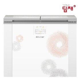 인증 위니아 뚜껑형 김치냉장고 EDL20BFTROS 200L