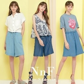 NNF 텐셀 이지팬츠 3종 택1