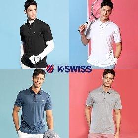 [특가전] 케이스위스(K-SWISS) 기능성 셔츠 4종_남성용