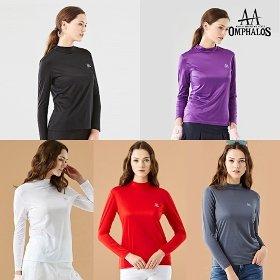 [TV] 옴파로스 기능성 여성 티셔츠 5종