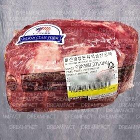 [코스트코] 미국산 냉장 돈육목심 1.8kg~2.0kg