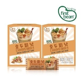퍼스트빈 호두피넛 다이어트 쉐이크x2개