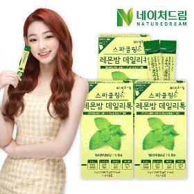 [네이처드림] 스파클링 레몬밤 데일리톡 14포 x 3박스