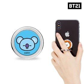 BT21 코야 휴대폰 페이스링