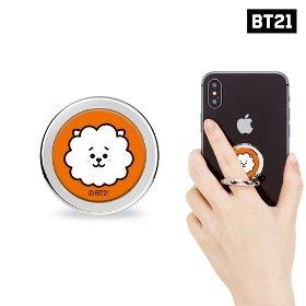 BT21 알제이 휴대폰 페이스링