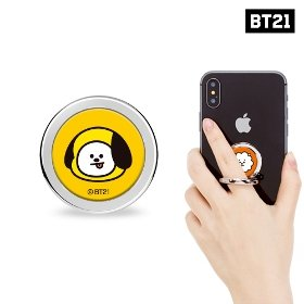BT21 치미 휴대폰 페이스링