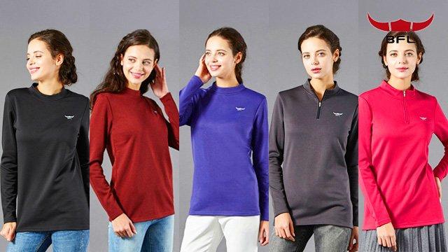 BFL 반터틀 기모 티셔츠 5종(여)