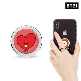BT21 타타 휴대폰 페이스링