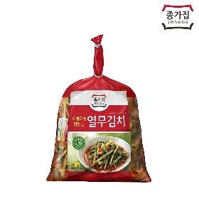종가집 열무김치2.5kg