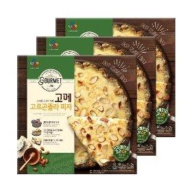 [CJ제일제당] 고메 고르곤졸라 피자 300g*3