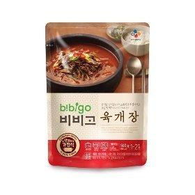 [CJ제일제당 본사배송] 비비고 육개장 16봉