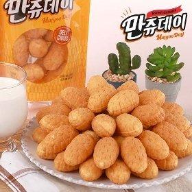[만쥬데이] 만쥬데이 9개입x4봉(총520g)