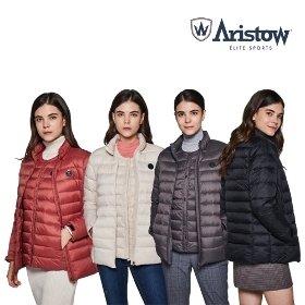 [20FW] 아리스토우 클라우드 재킷+베스트 2종, 여성