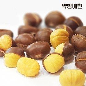 [약밤예찬] 햇밤!주전부리 영양간식 특A급!약단밤 3kg