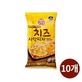 [오뚜기] 치즈 사각피자 (88g) x 10