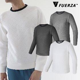 [훼르자] 바이브 네오프랜 맨투맨 티셔츠 3컬러 택1