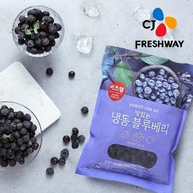 [CJ프레시웨이] 냉동 블루베리 1kg x 2개