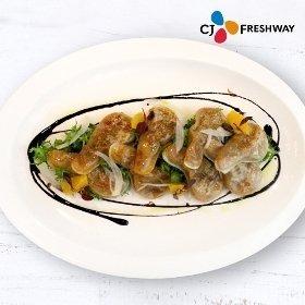 [CJ프레시웨이] 이츠웰 닭다리만두 닭갈비맛 1kg