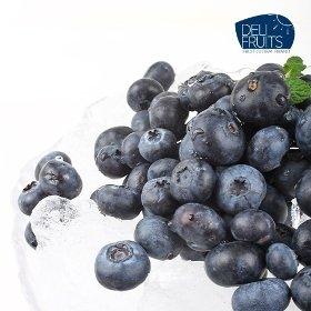 [델리후르츠] 아이스 냉동 블루베리 1kg x 4팩 / 미국산
