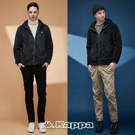 최신상 카파 Kappa 플리스 재킷 남성용 2종
