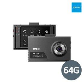 [무료출장장착]엠피온 QHD 2채널 블랙박스 64G