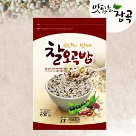 [맛있는 잡곡] 찰오곡밥 600g