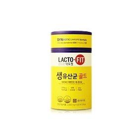 [건강기능식품]종근당건강 락토핏 생유산균 골드 (300일분)