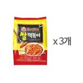 [오뚜기] 뚜기네 분식집 쌀떡볶이 (426g) x 3