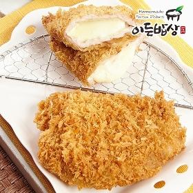 [이든밥상] 자연산 치즈돈까스 (160gx2장)x4세트/총 1,280g