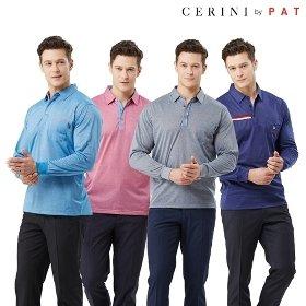 [CERINI  by  PAT] 남성 어반 카라티셔츠 4종