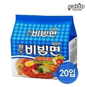 [팔도]비빔면130gx20개입