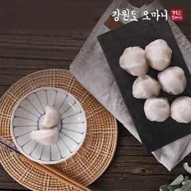 [강원도 오마니]강원도 명물!오마니 감자떡(1.5kg)