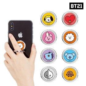 BT21 휴대폰 페이스링 (8종 택1)