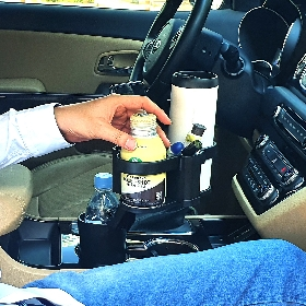 까미나르 4in1 차량용 컵홀더