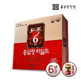 [종근당건강 본사] 국내산 홍삼정마일드 1세트+전용쇼핑백