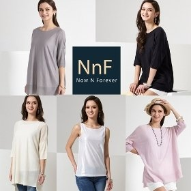 NNF 쿨 니트 블라우스 5종 세트